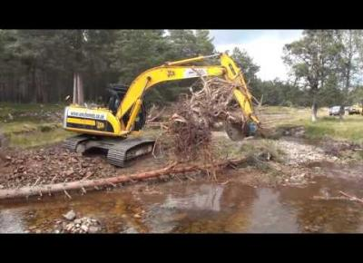 Embedded thumbnail for Allt Lorgy, River Dulnain, Spey Catchment